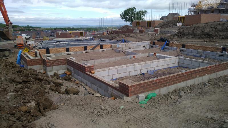 Image 17 - New Build Foundation