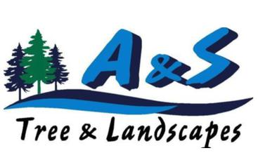 A&S Tree and Landscapes logo