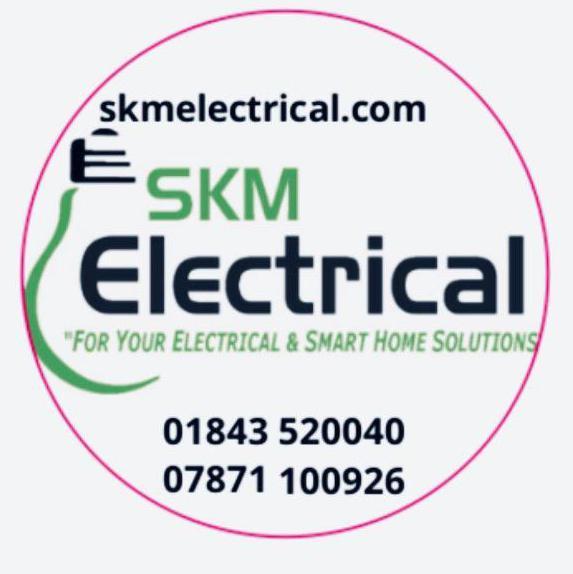 SKM Electrical Kent Ltd logo