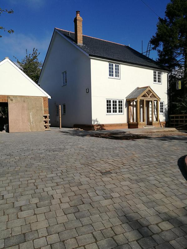 Image 5 - After renovation rendered with Johnstone's Stormshield silicone