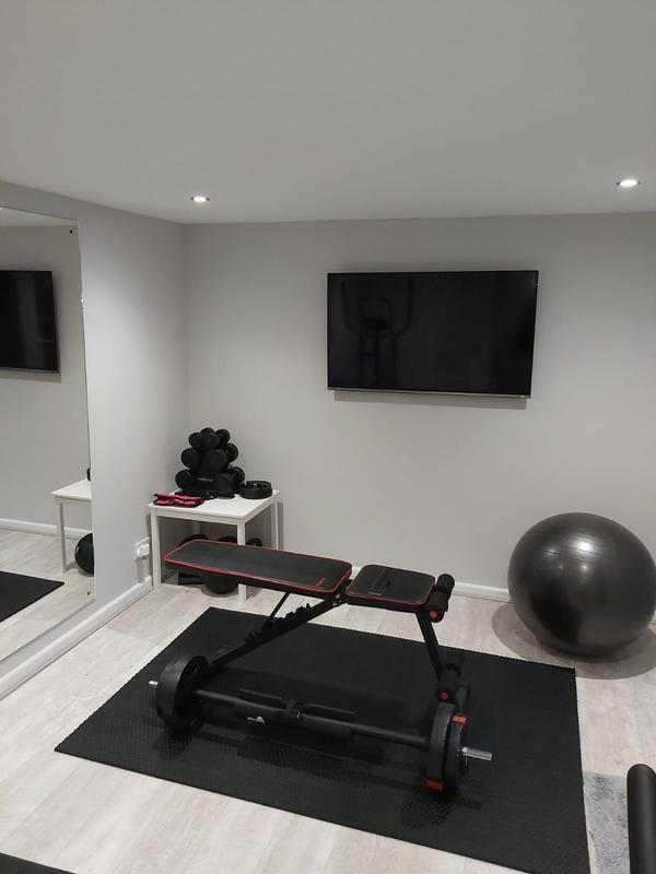Image 37 - Garden gym fit out