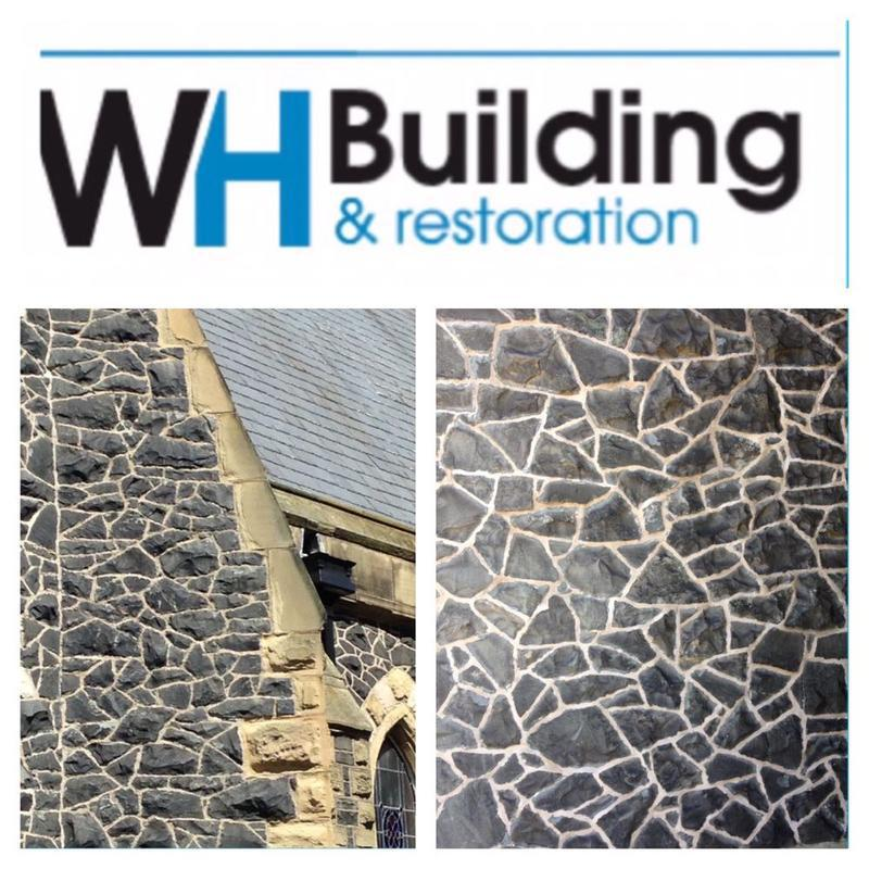 Image 14 - Church re pointed in lime mortar
