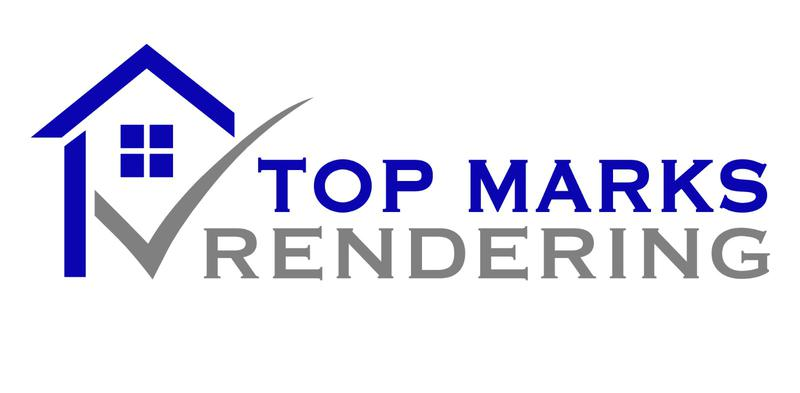 Top Marks Rendering logo