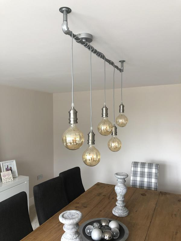 Image 9 - Light fitting designed, built and installed