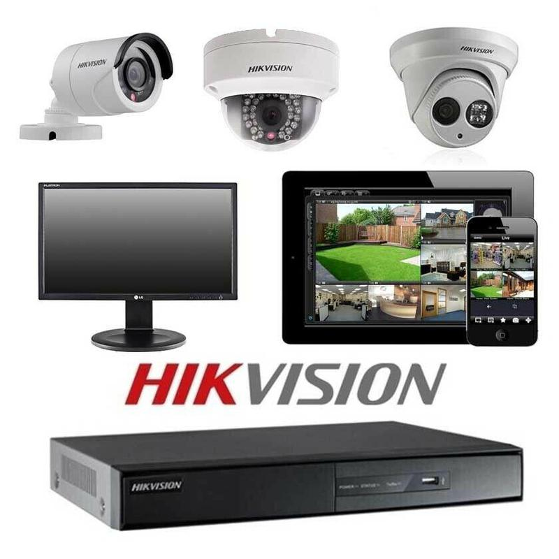 Image 1 - Hikvision is one of the top leading brands and is the only brand we supply & install .