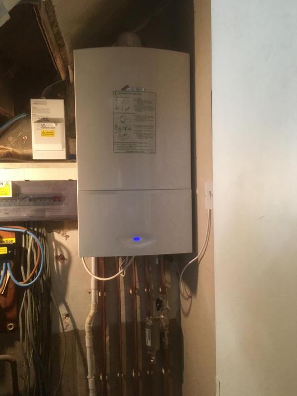 Image 7 - New Boiler Install.