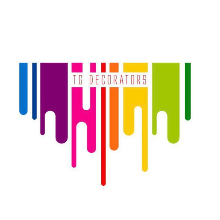 TG Decorators logo