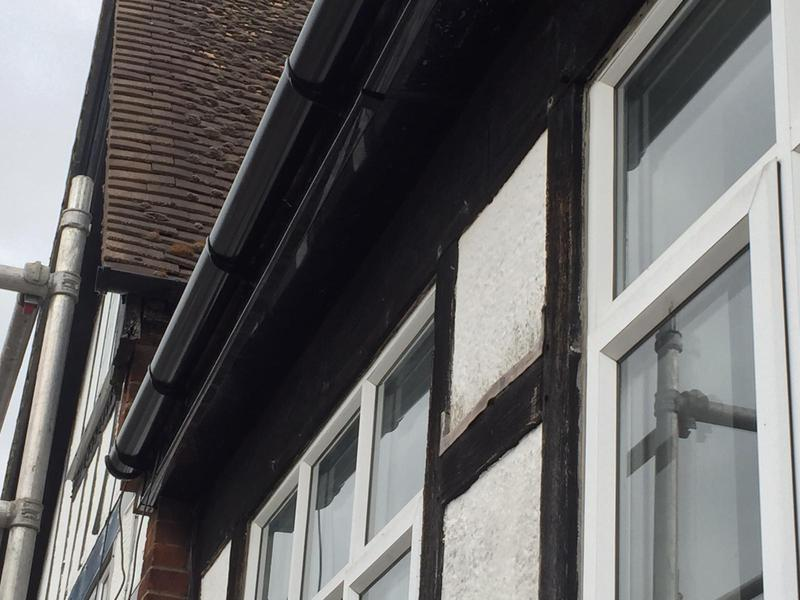 Image 39 - new fascias soffits and guttering