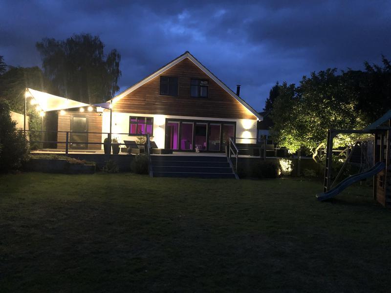 Image 79 - Garden lighting
