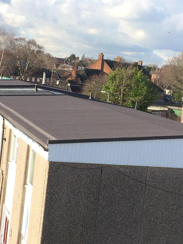 Image 1 - Warm roof system