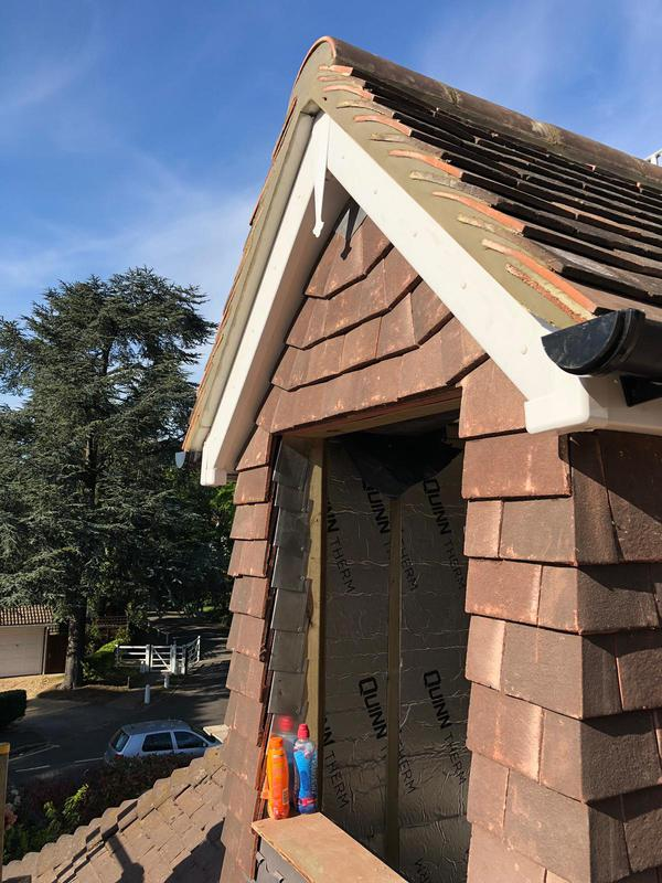 Image 25 - Finished dormer in Weybridge