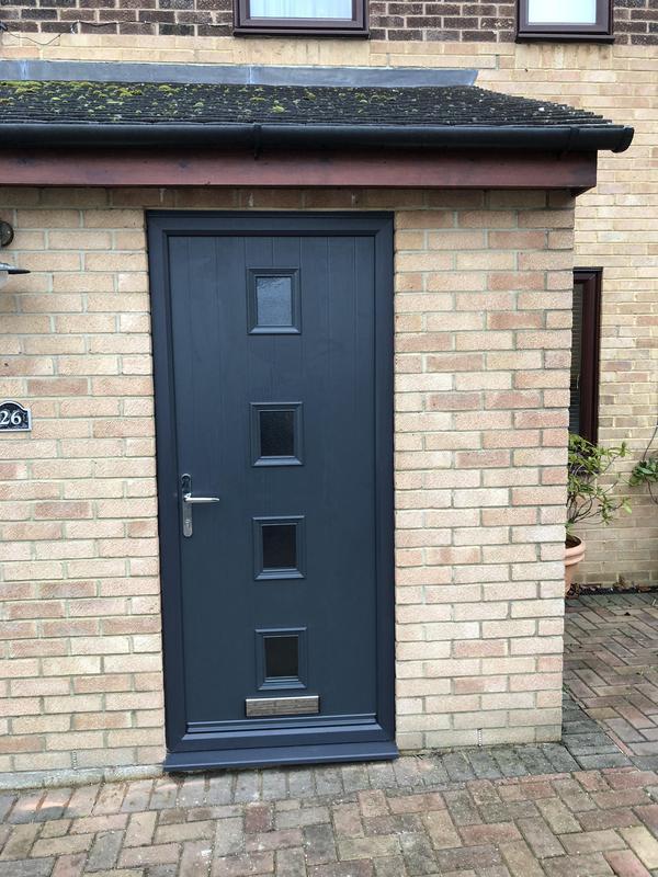 Image 80 - Composite door