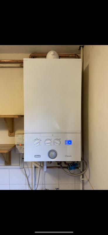 Image 37 - New ideal boiler fitted as part of Insurence job all with new controls