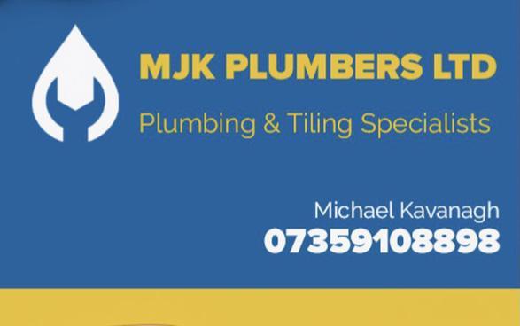 MJK Plumbers Ltd logo