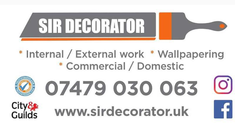 SIR Decorator logo