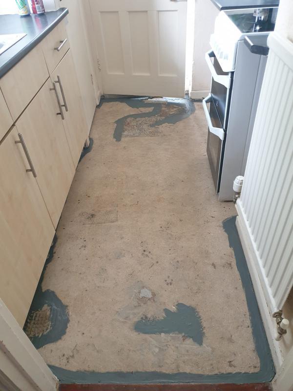 Image 3 - Porceline tile, marley tile and bitumen removals