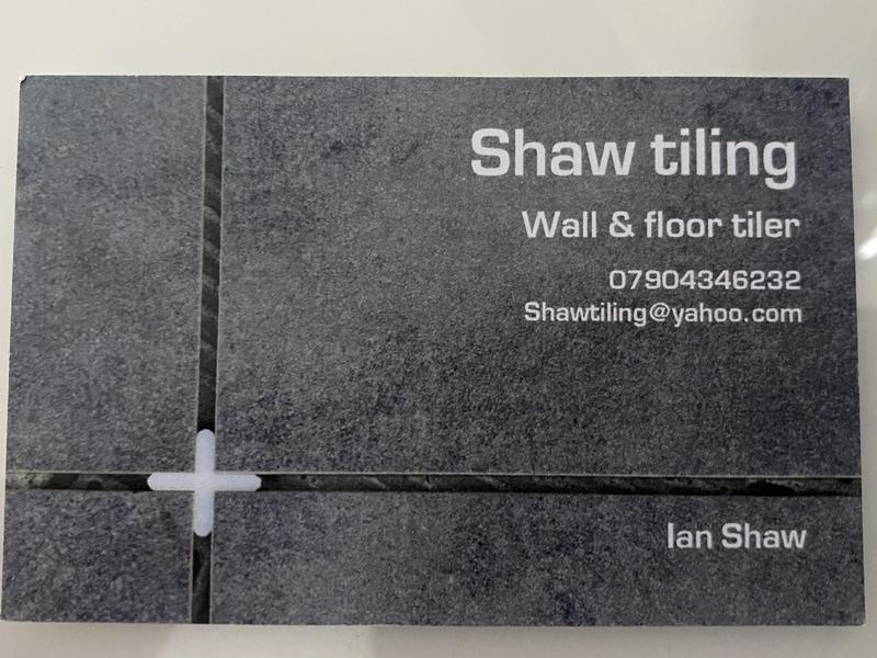 Shaw Tiling logo