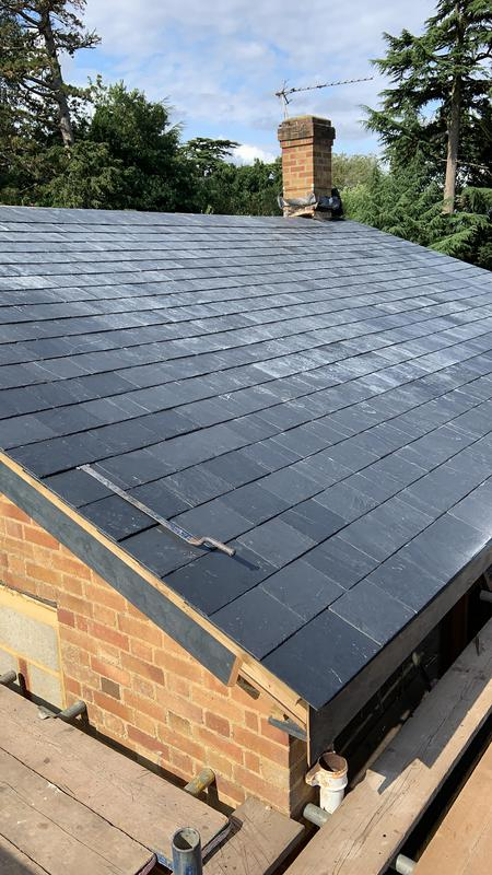 Image 45 - Finished slate roof in Maidenhead