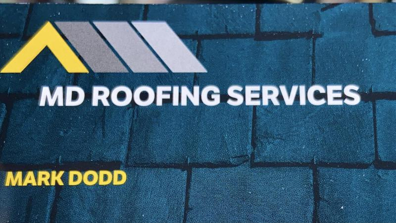 Mark Dodd Roofing Services logo