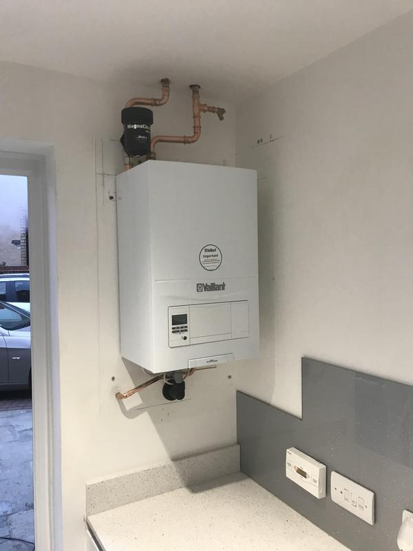 Image 2 - Installing industry leading vaillant boilers with 10 year warranty everyday.