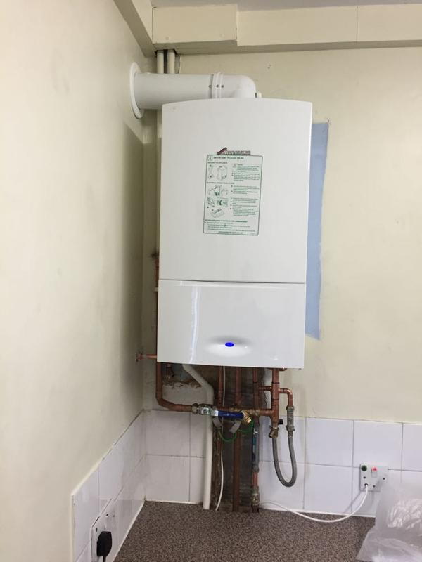 Image 28 - New Worcester Combination Boiler Installation