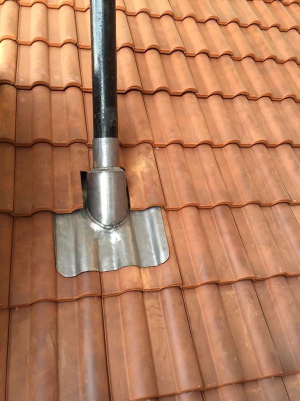 Image 47 - 1000m2 Re-Roof, Sandtoft Modula Tiles, 32 Zinc Dormers - Kings Cross, London