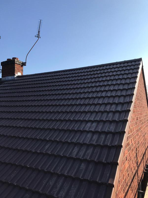 Image 3 - Main Roof Covering replacement completed March 2020.