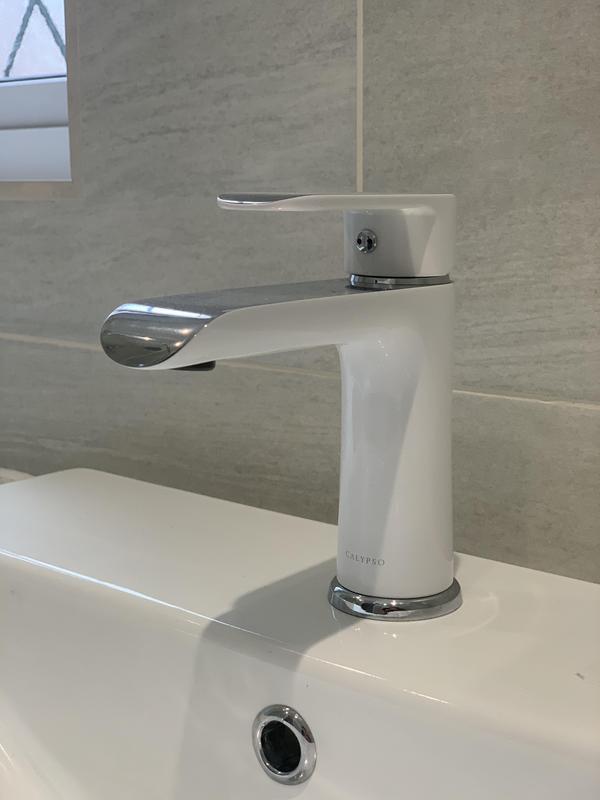 Image 54 - Basin mixer tap. Dartford Bathroom refurb