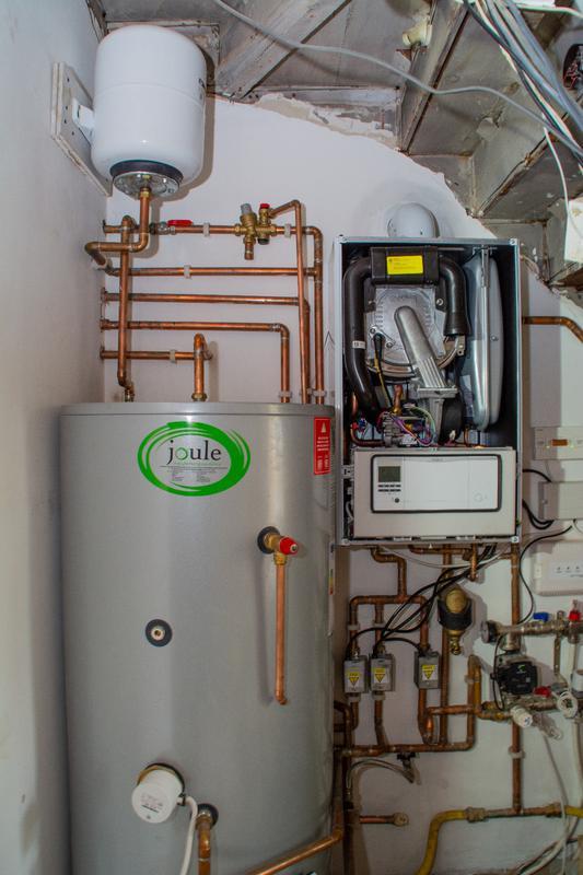 Image 17 - Full system boiler install