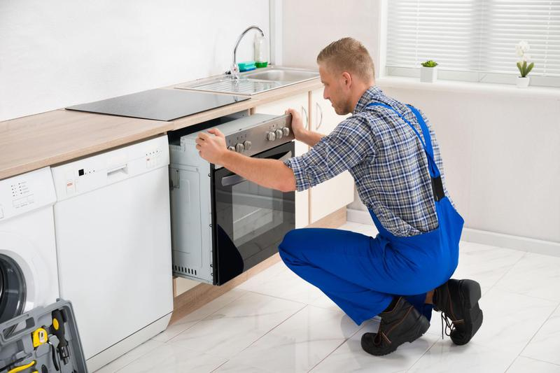 Image 2 - Installing and repairing your oven.