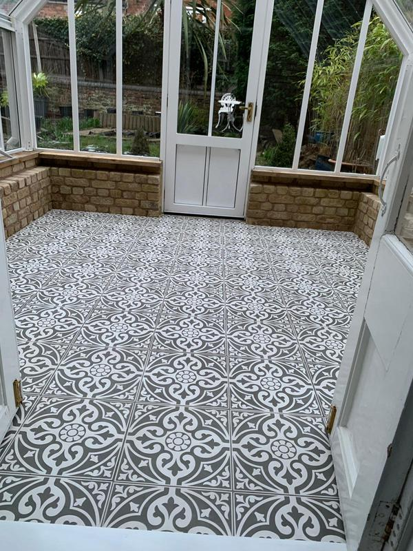 Image 3 - Traditional conservatory floor