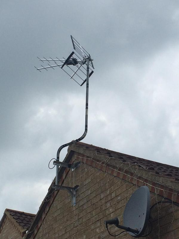 Image 44 - Tv aerial installations & services