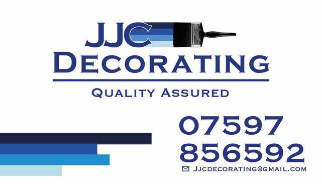 JJC Decorating logo