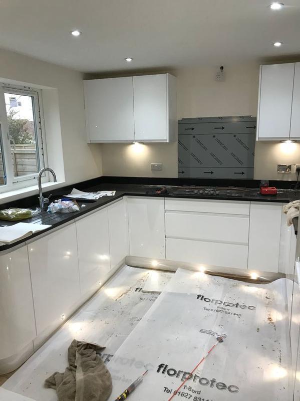 Image 1 - new kitchen install