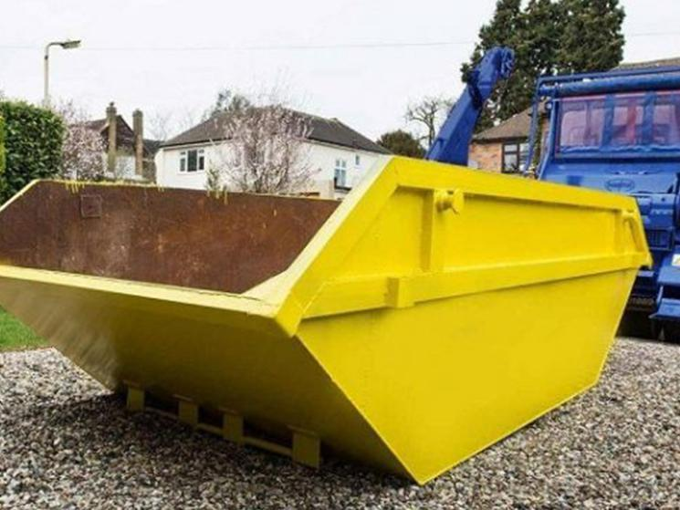 Image 1 - Skips from 4-12 yards available.