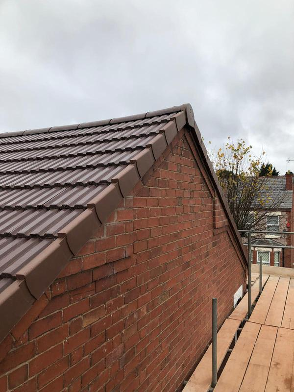 Image 21 - Main Roof Replacement, completed October, Earlsdon