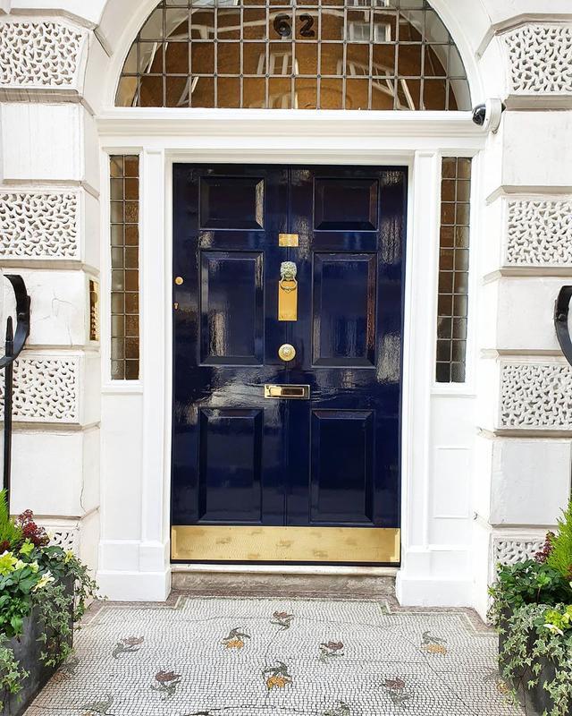 Image 28 - Accoya door