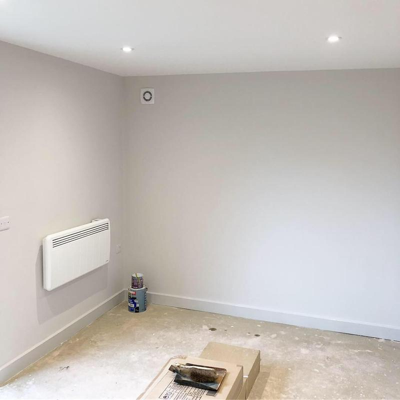 Image 8 - Garage conversion completed in Buntingford.