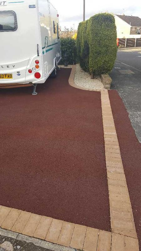 Image 96 - Tarmac driveway in Arnold