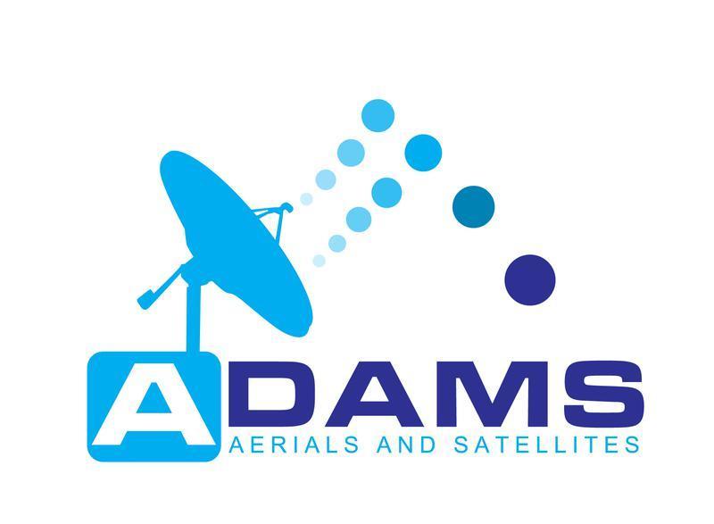Adams Aerials & Satellites logo