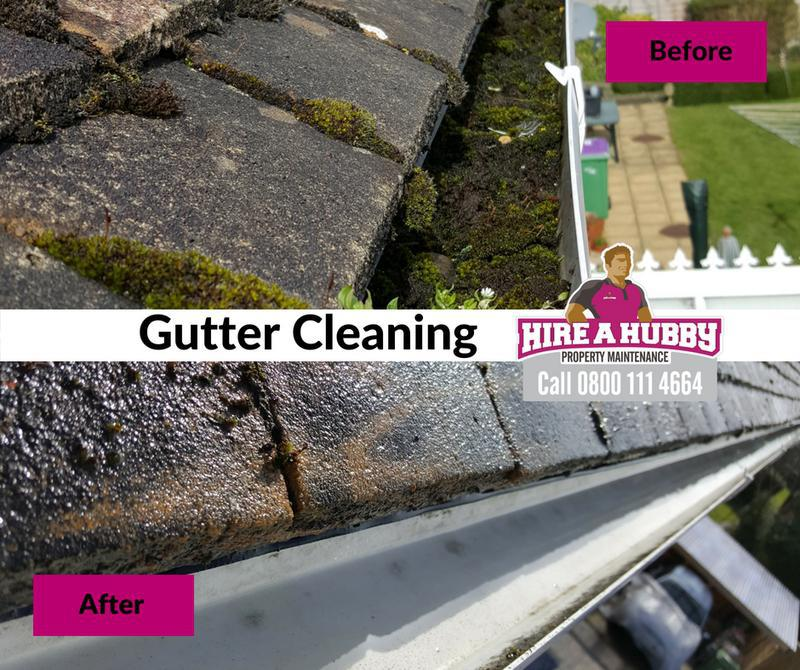 Image 1 - Gutter Cleaning
