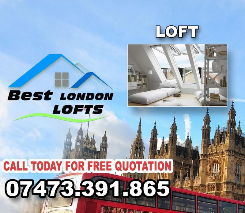 Best London Lofts Ltd logo