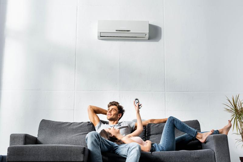 Image 4 - Enjoy the luxury of Air Conditioning from the comfort of your living room.