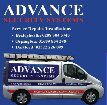 Advance Security Alarms Ltd logo