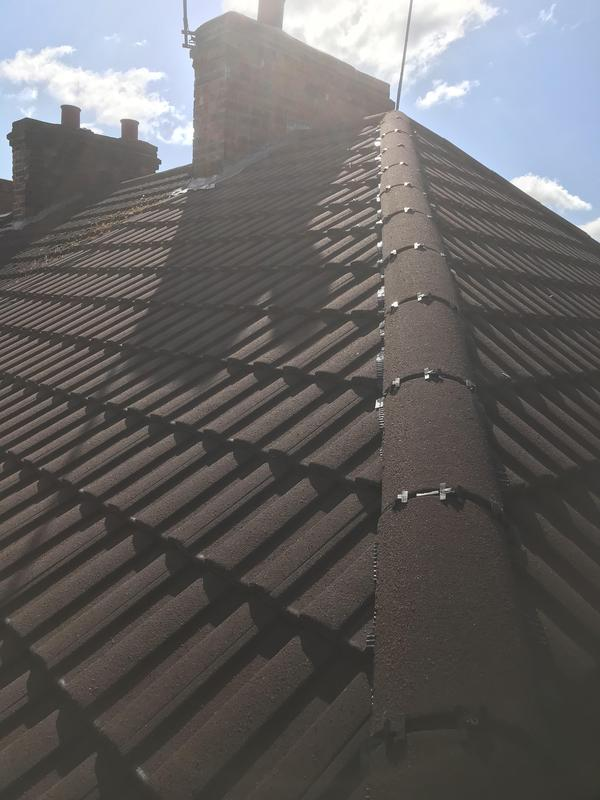 Image 13 - New roof