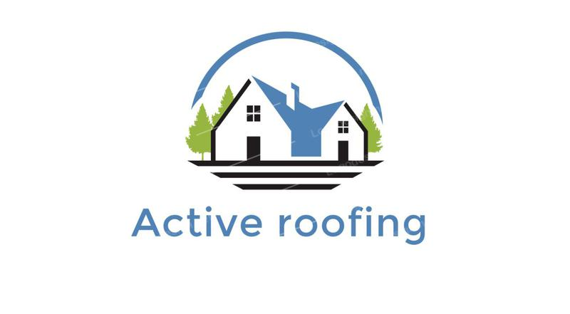 Active Roofing logo