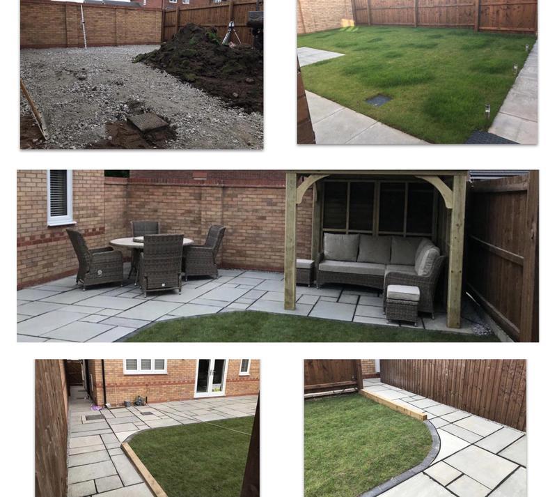 Image 6 - 42- Complete garden refurb