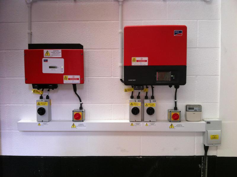 Image 1 - Solar PV Inverters