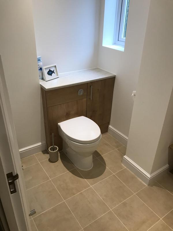 Image 21 - Bathroom in Highwoods, Colchester