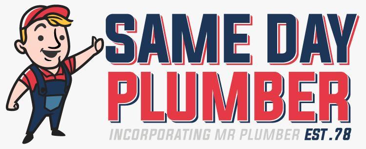 Same Day Plumbing logo